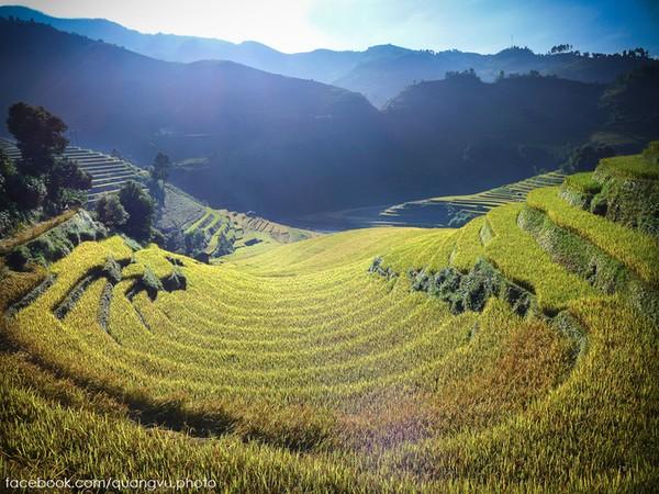 Một trong những vẻ đẹp tự nhiên tuyệt vời của du lịch Việt Nam. Ảnh: ST