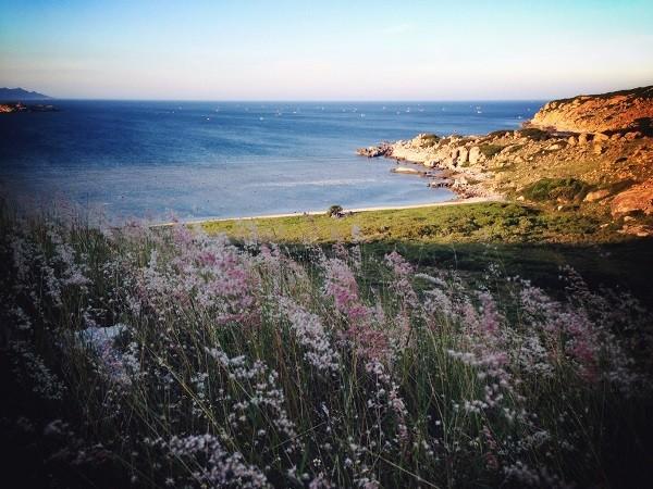 Vùng biển đẹp như tranh vẽ