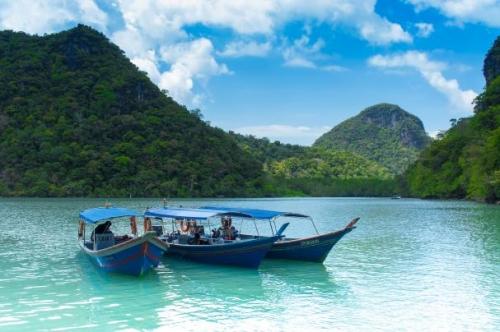 Hồ Dayang Bunting, Langkawi