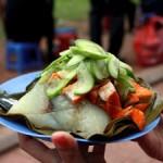 Ẩm thực Hà Nội - bánh giò Hồ Tây
