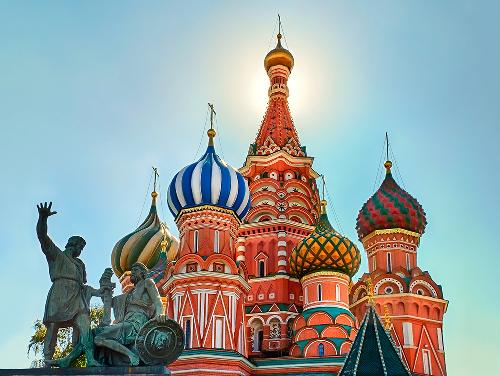 vẻ đẹp ẩn giấu trong lòng nước Nga