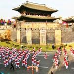 Lễ hội được diễn ra vào tháng 10 hàng năm tại thành phố Suwon, tỉnh Gyeonggi
