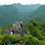 Tham quan vườn quốc gia Cát Bà