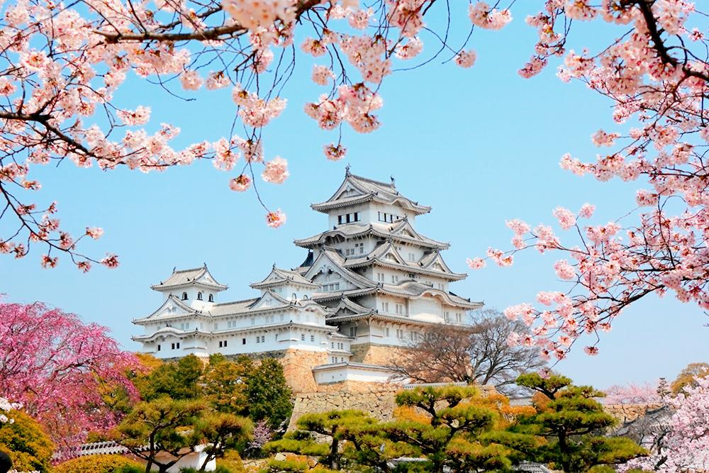 Lâu đài Himeji, Hyogo.