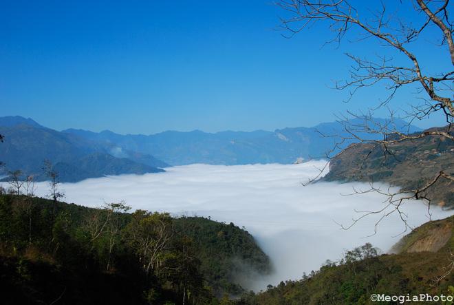 Săn mây Y Tý mùa đông