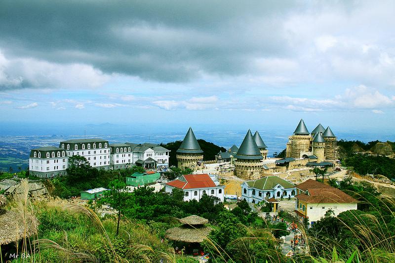 Bà Nà Hills điểm tham quan du lịch hàng đầu Việt Nam