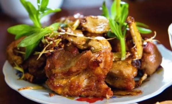 Những món đặc sản nổi tiếng Mộc Châu