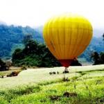 lễ hội khinh khí cầu Mộc Châu