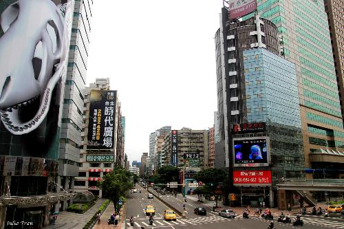 Đường phố Đài Loan