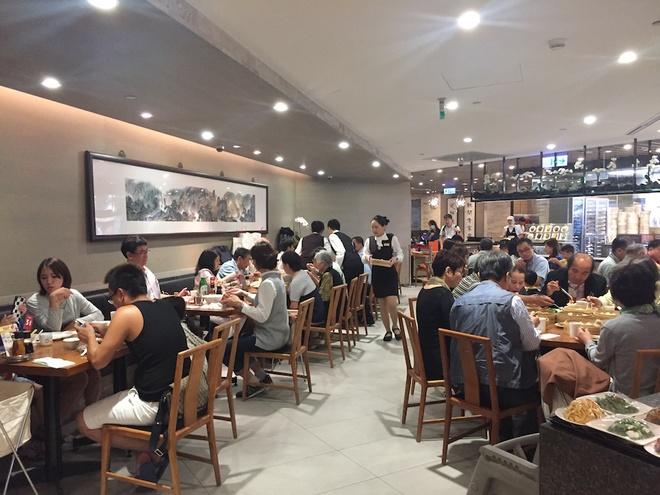 Đỉnh cao của nghệ thuật dimsum Đài Loan