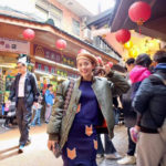 Minh Hằng du lịch Đài Loan