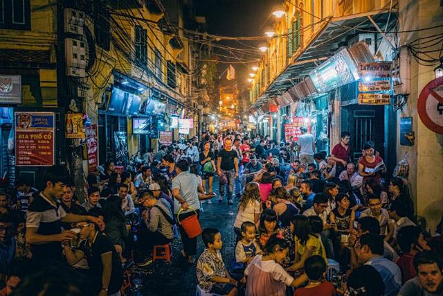 5 khu phố Tây nổi tiếng nhất cả nước
