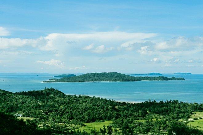 Thiên đường có thật ở đảo Cô Tô Con