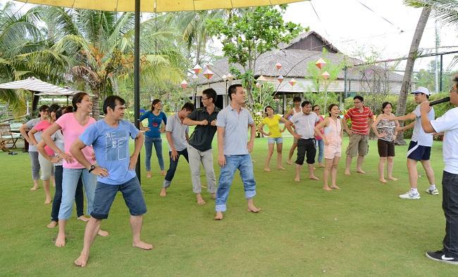 Teambuilding Hà Nội - Tiên Lãng