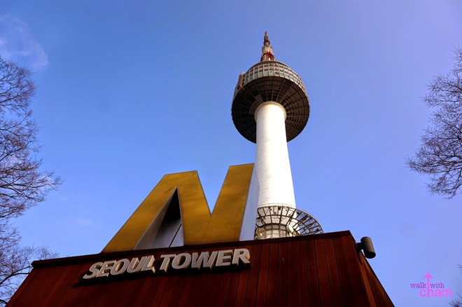 Tháp N Seoul Tower