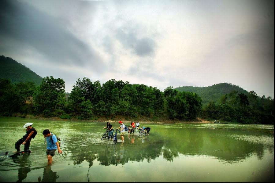 Teambuilding Hồ Núi Cốc