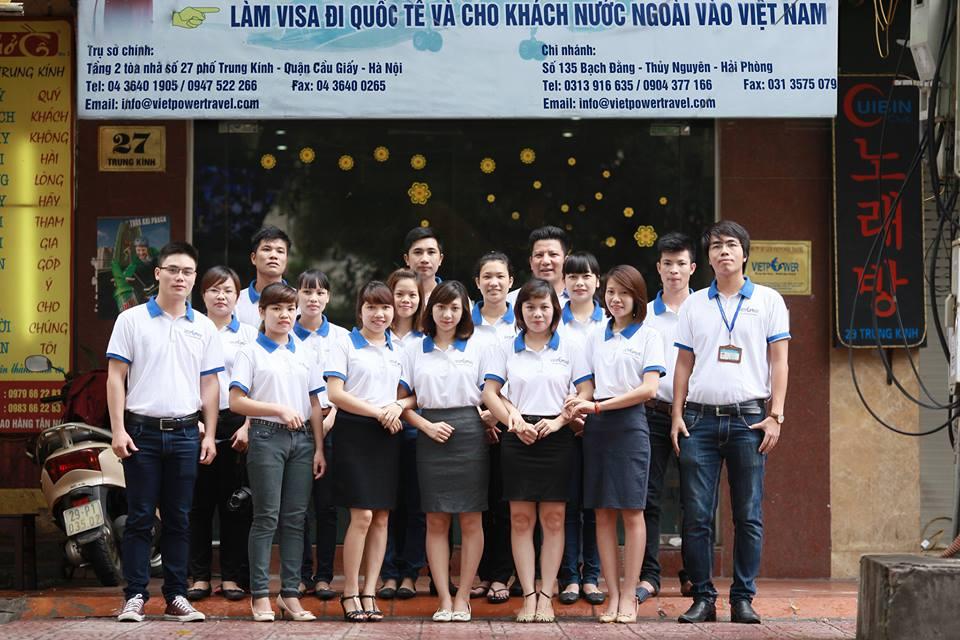 công ty du lịch Vietpower