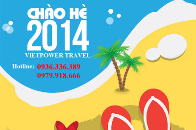 Chào Hè 2014 - Vietpower Travel